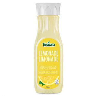 TROPICANA LEMONADE 12X355ML