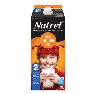 NATREL LACTOSE FREE 2%